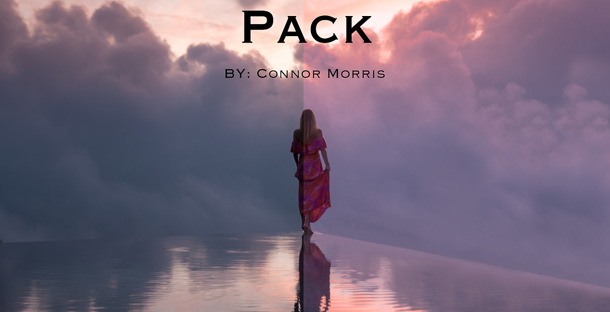 Connor Morris (Sunset) Preset Pack for Adobe Lightroom