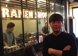 Ramen Shop Shanghai