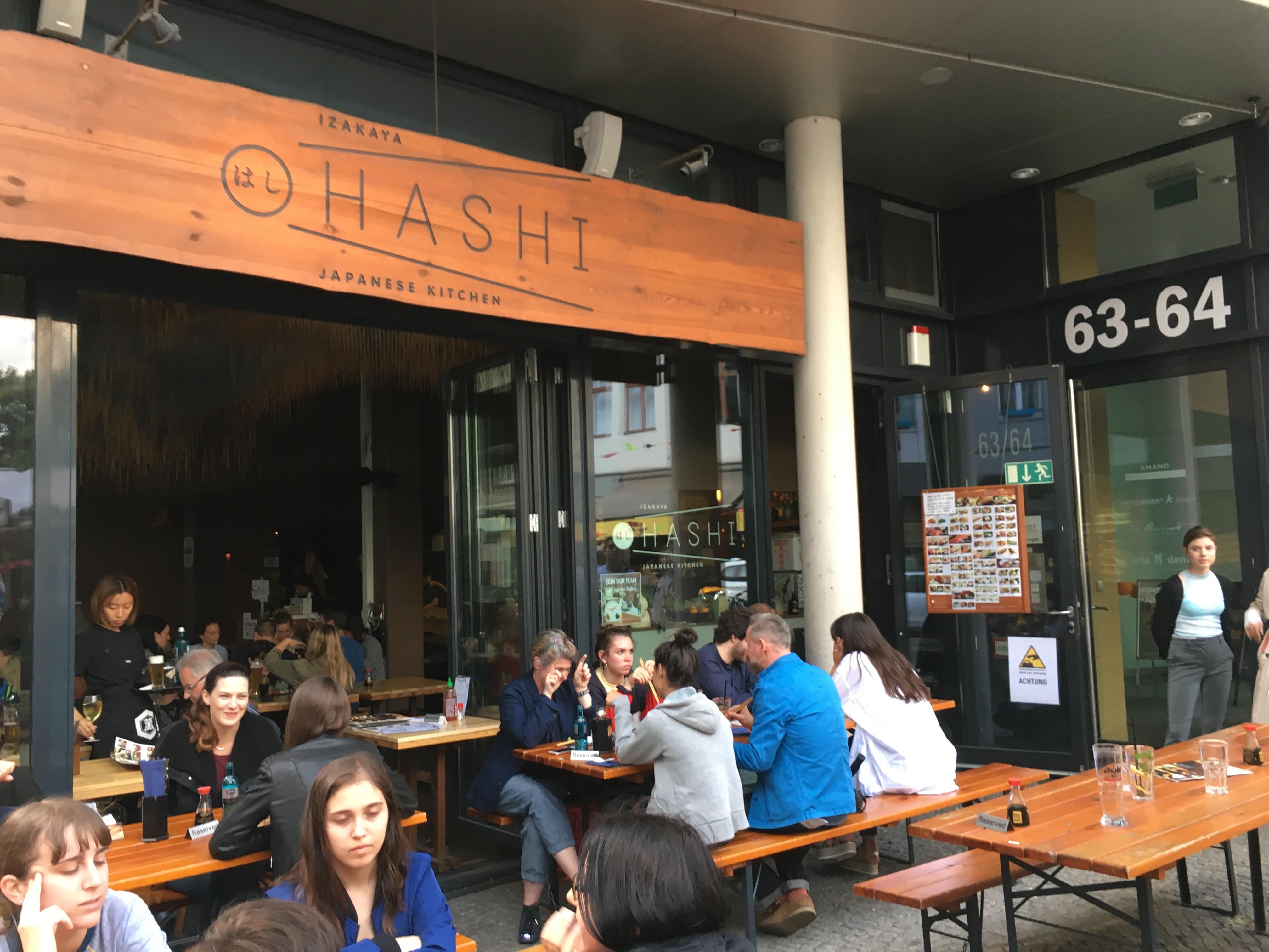 Izakaya Hashi Berlin