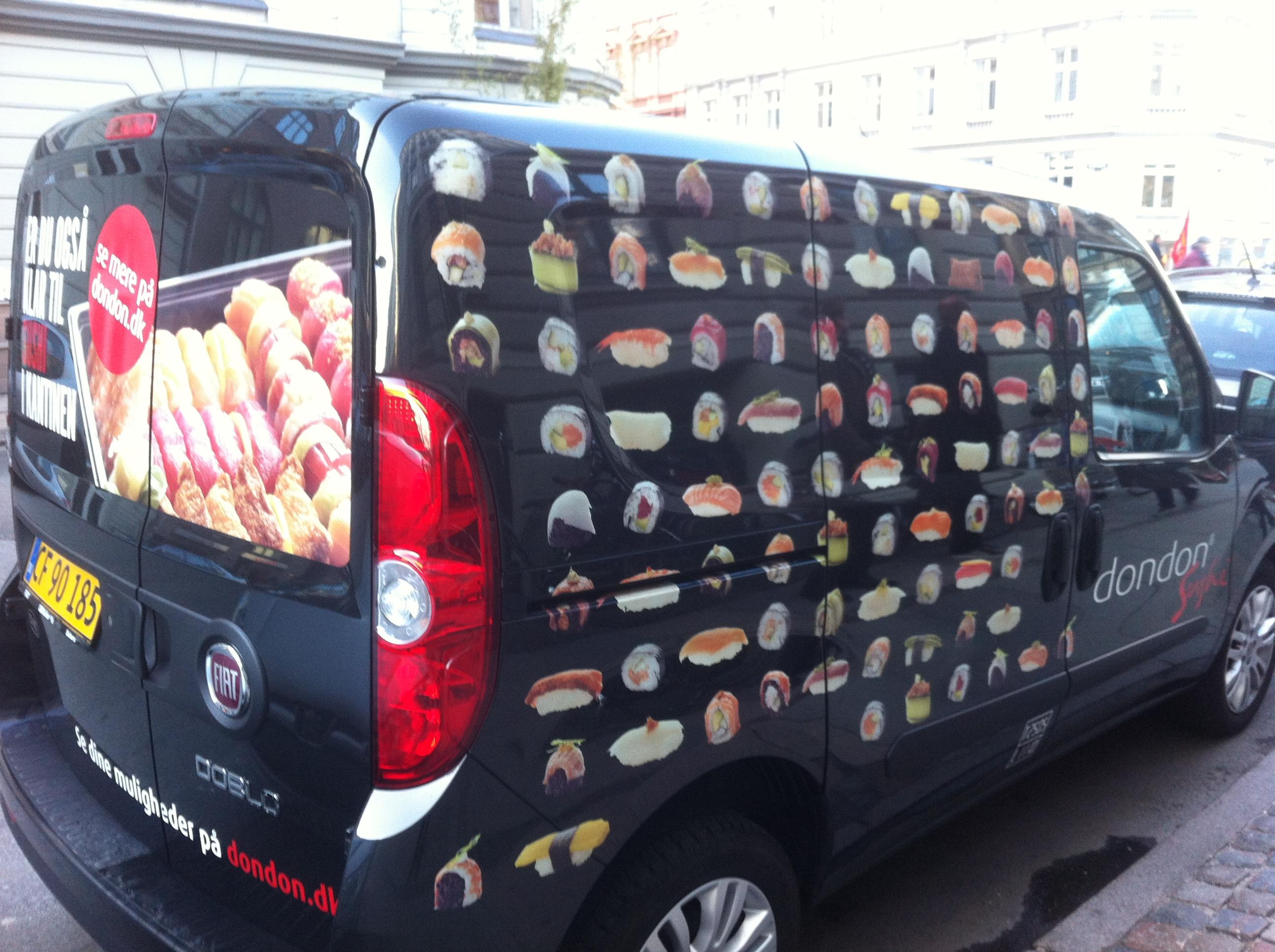 Dondon Sushi Copenhagen