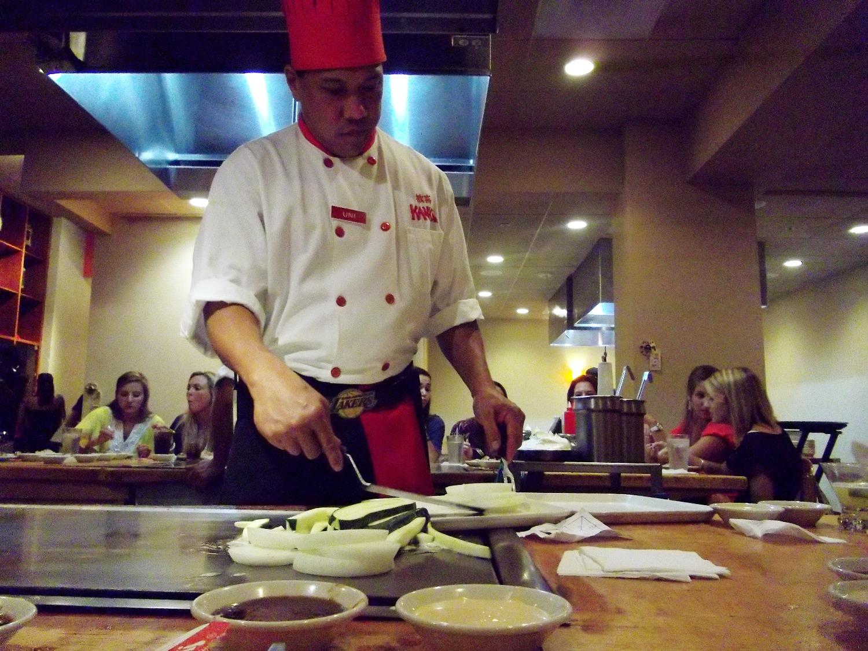 Kanki Teppanyaki Raleigh NC