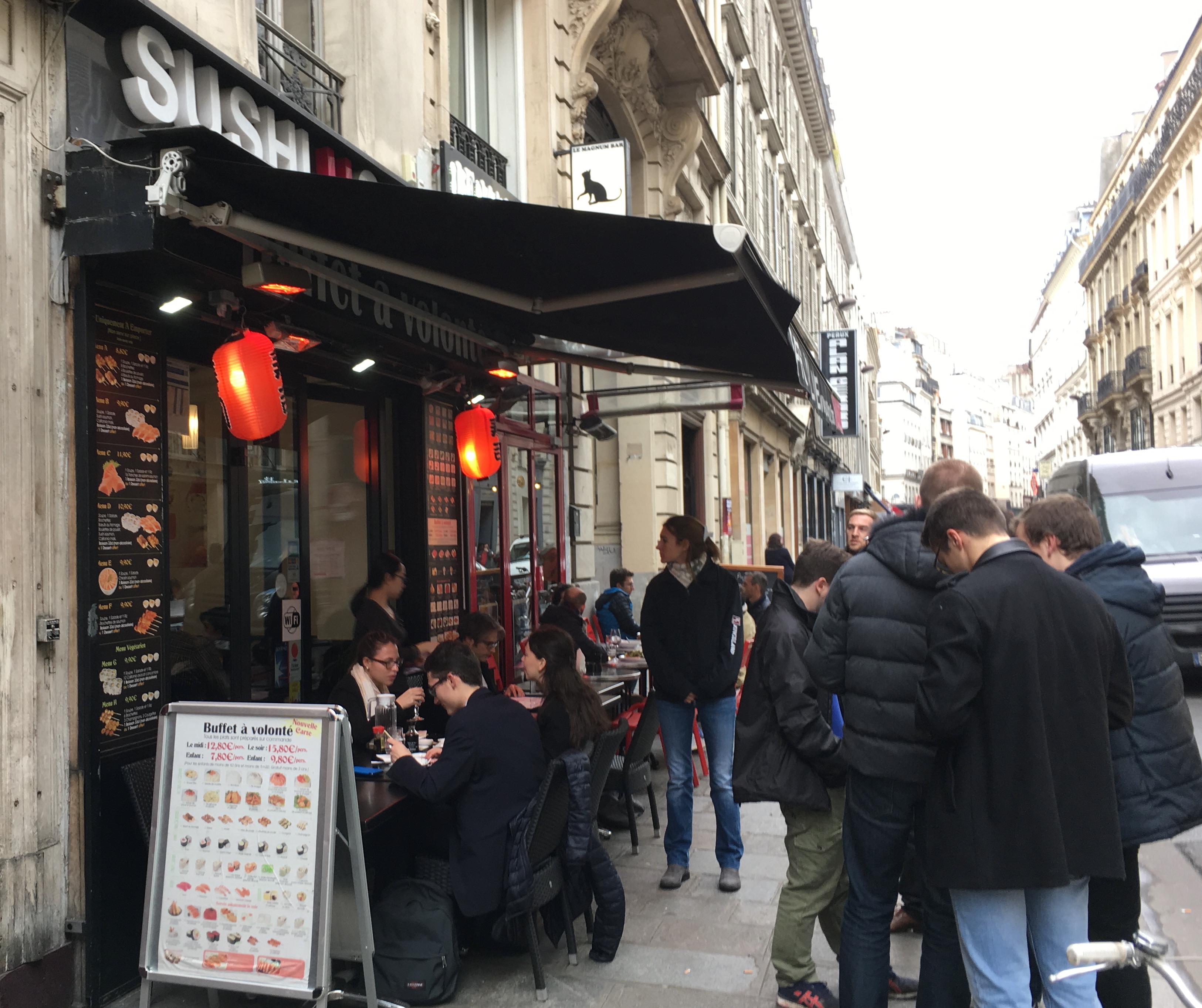 Japanese Buffet Paris