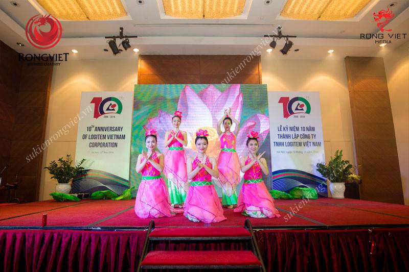 Rồng Việt cung cấp nhóm múa trong sự kiện - Công ty sự kiện Rồng Việt