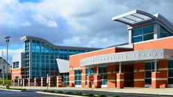 Intermediate School Entrance