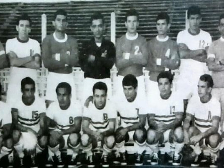 JANUARY 28, 1965 IS A HISTORIC DATE FOR INDOOR SOCCER CHAMPIONSHIPS IN SOUTH AMERICA 56 YEARS AGO