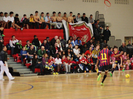 'U15 FUTSAL® WORLD CUP' NOVEMBER 20, 2021. IT'S A DREAM COME TRUE FOR MANY YOUNG CANADIAN STARS.