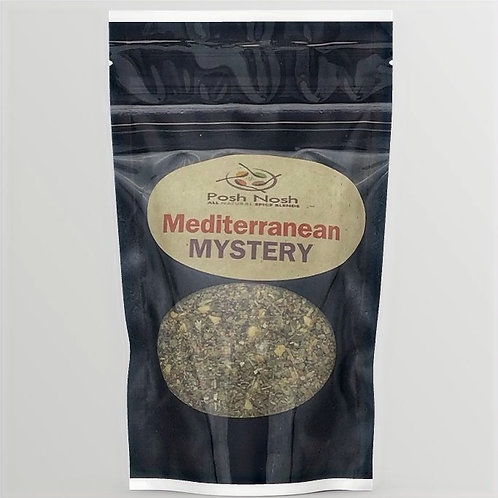 Mediterranean Mystery