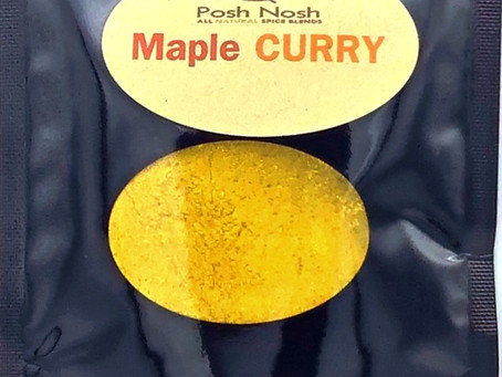 So what do I use Maple Curry in...?