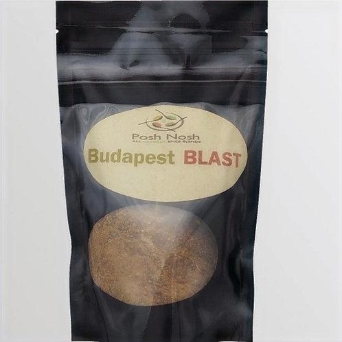 Budapest Blast
