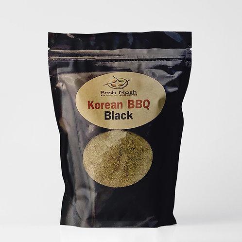 Korean BBQ Black