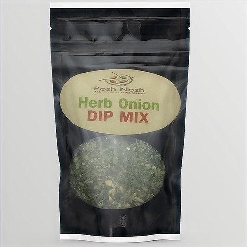 Herb Onion Dip Mix