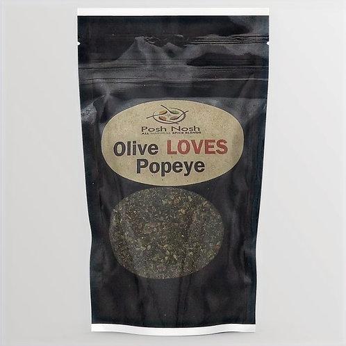 Olive Loves Popeye