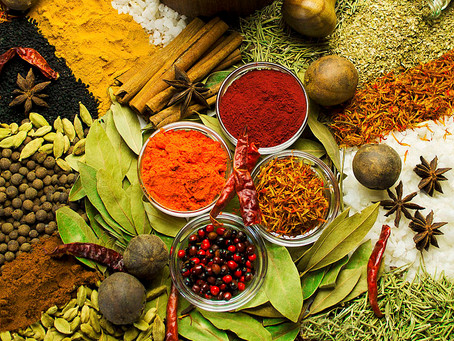 The Fine Art of Creating Spice Blends