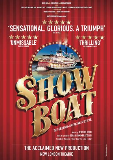 Show Boat (New London Theatre, 2016)