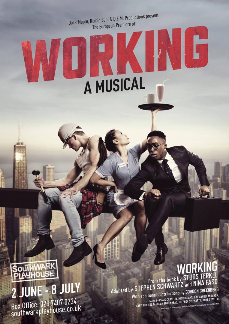 Working (Southwark Playhouse, 2017)