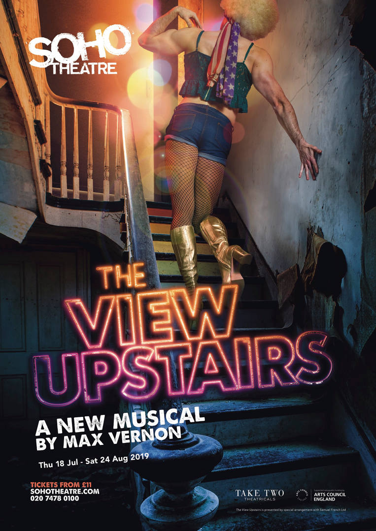 The View UpStairs (Soho Theatre, 2019)
