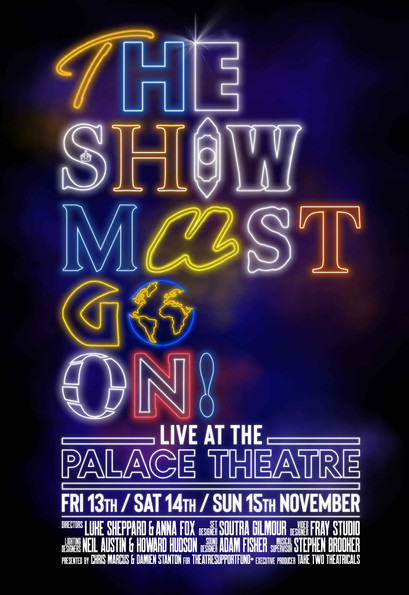 The Show Must Go On! Live