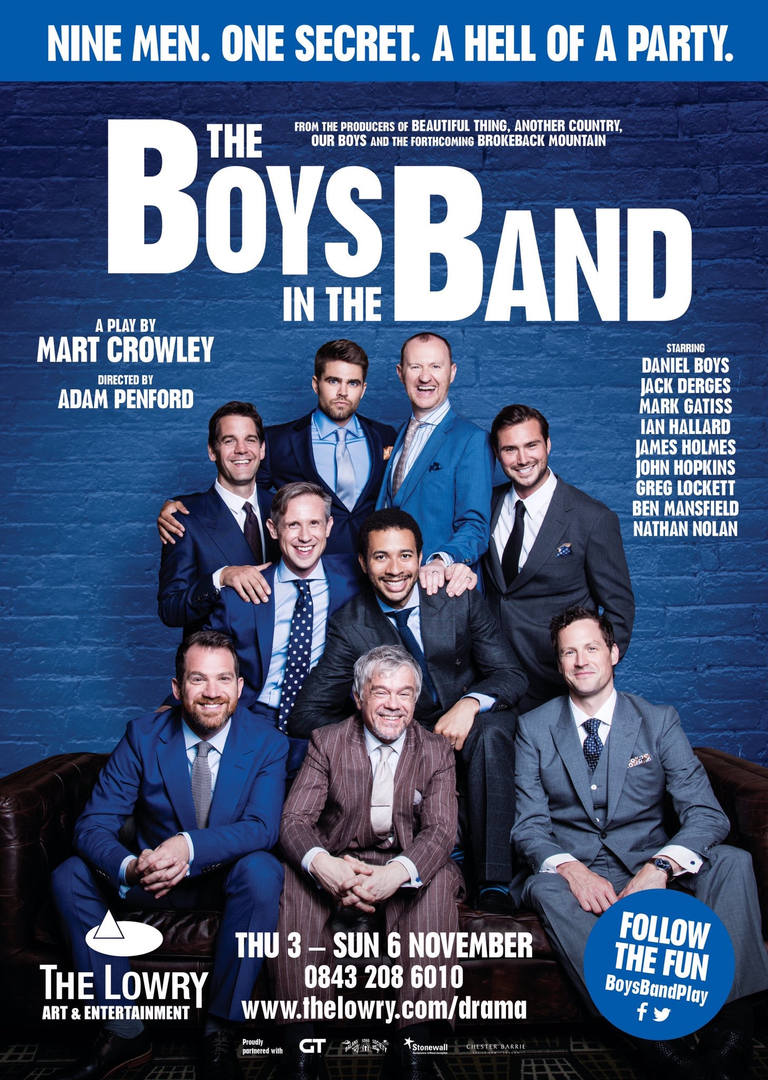 The Boys In The Band (Park Theatre & West End, 2016/17)