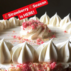 Our Strawberry Shortcake 🍰is becoming a
