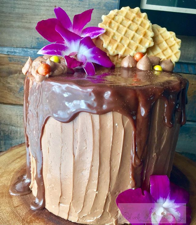 Checkout our new Chocolate Waffle Cake!