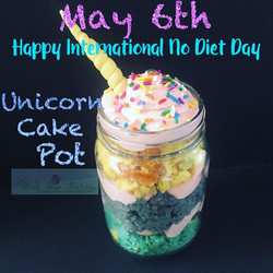 Celebrate International No Diet Day the