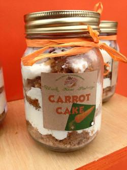 Carrot Cake Jar