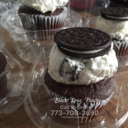 This Cookies & Cream Cupcake was a popul
