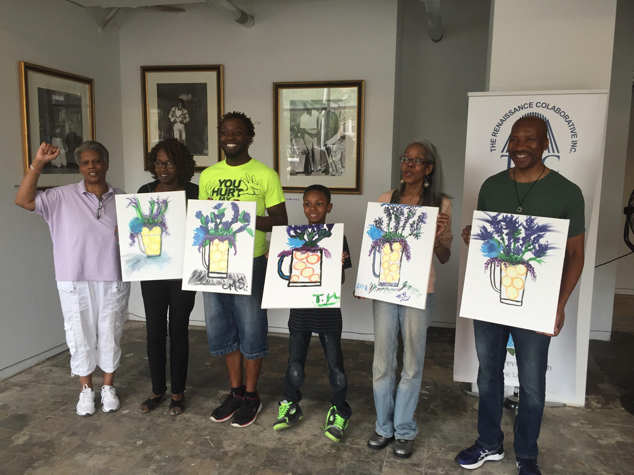 Painting w/ Lois Stone