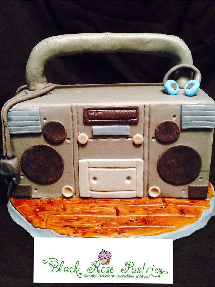 Radio Cake