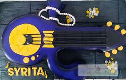 Anyone recognize this guitar_! Happy Bir