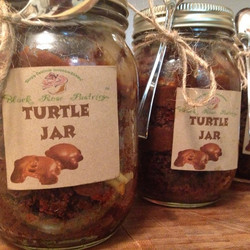 Caramel Turtle Jar!