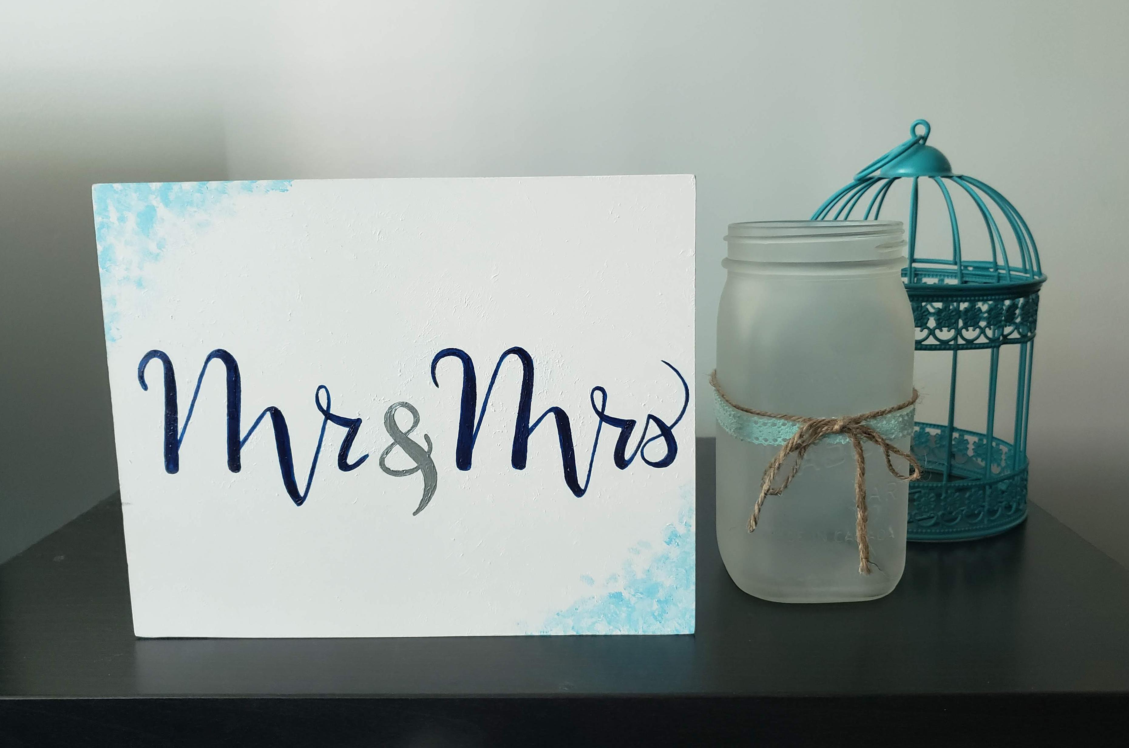 Mr & Mrs (2018)
