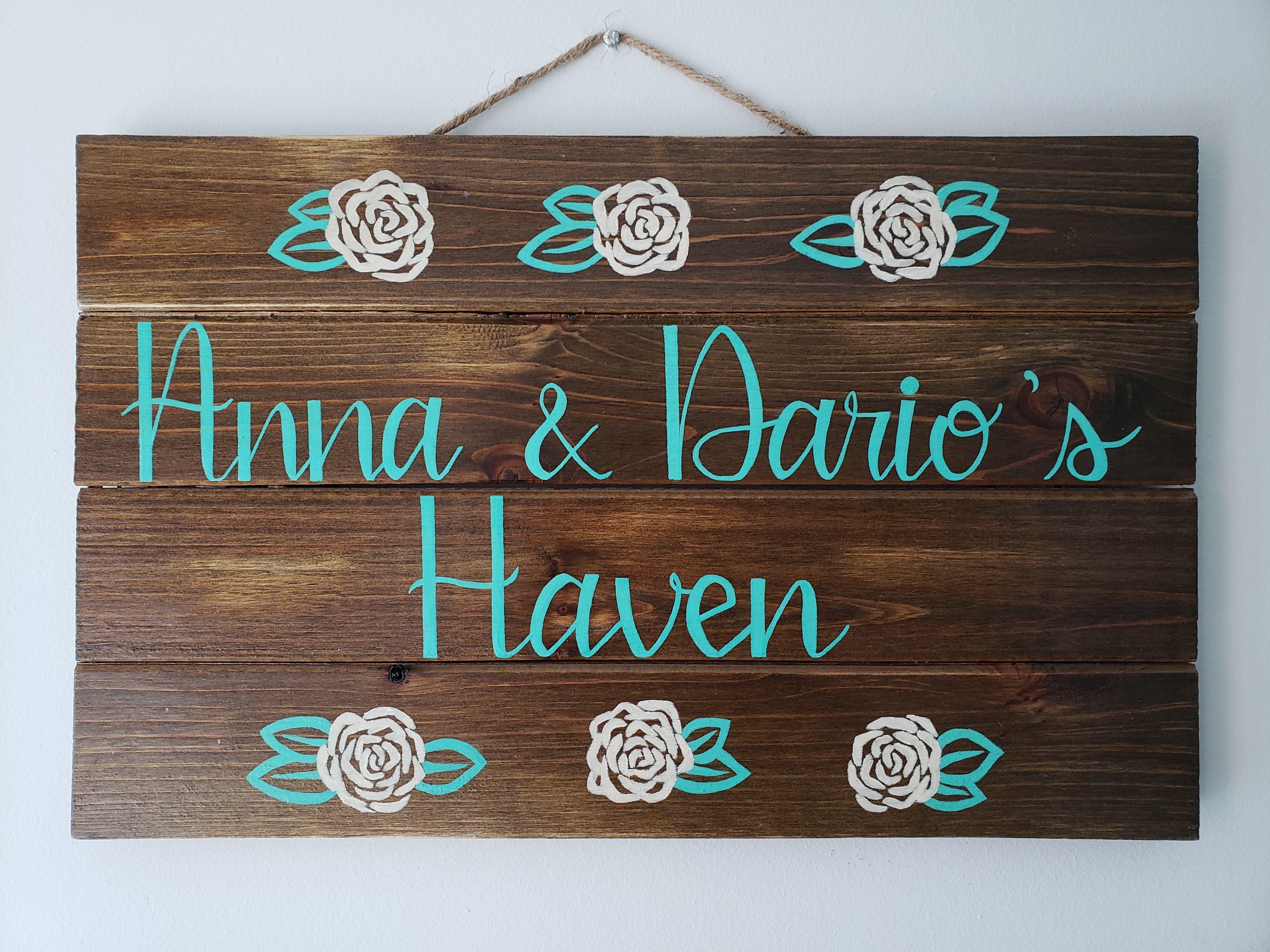 Anna & Dario's Haven (2020)