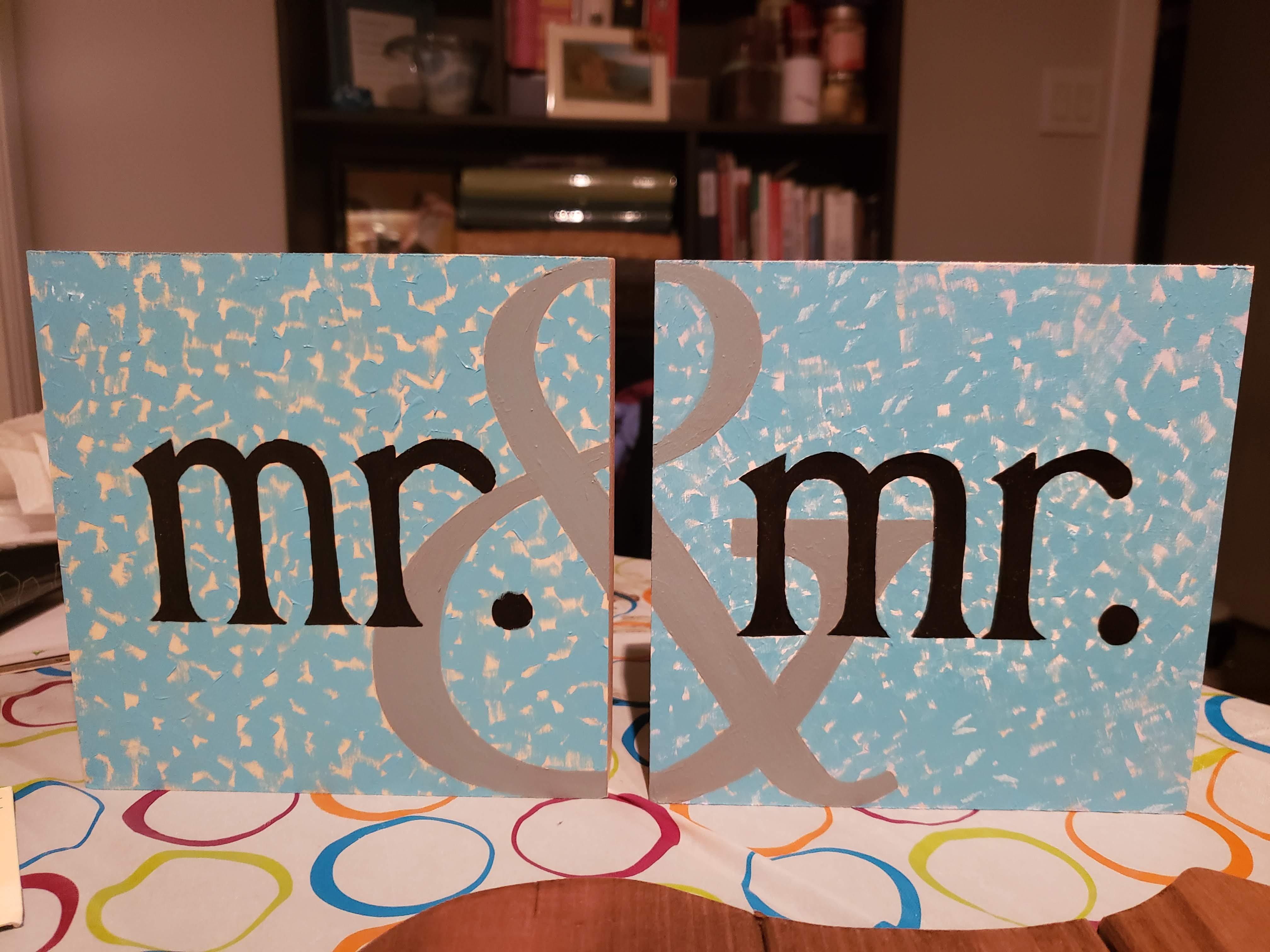 Mr & Mr (2018)