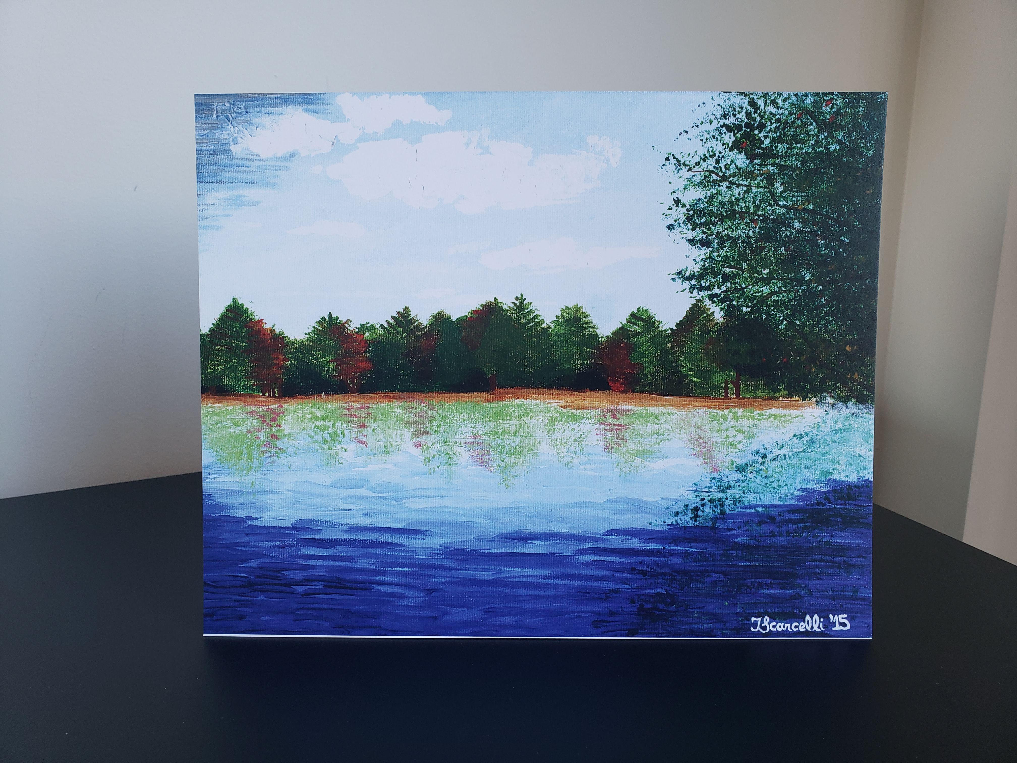 My Story Lake I (20`5)
