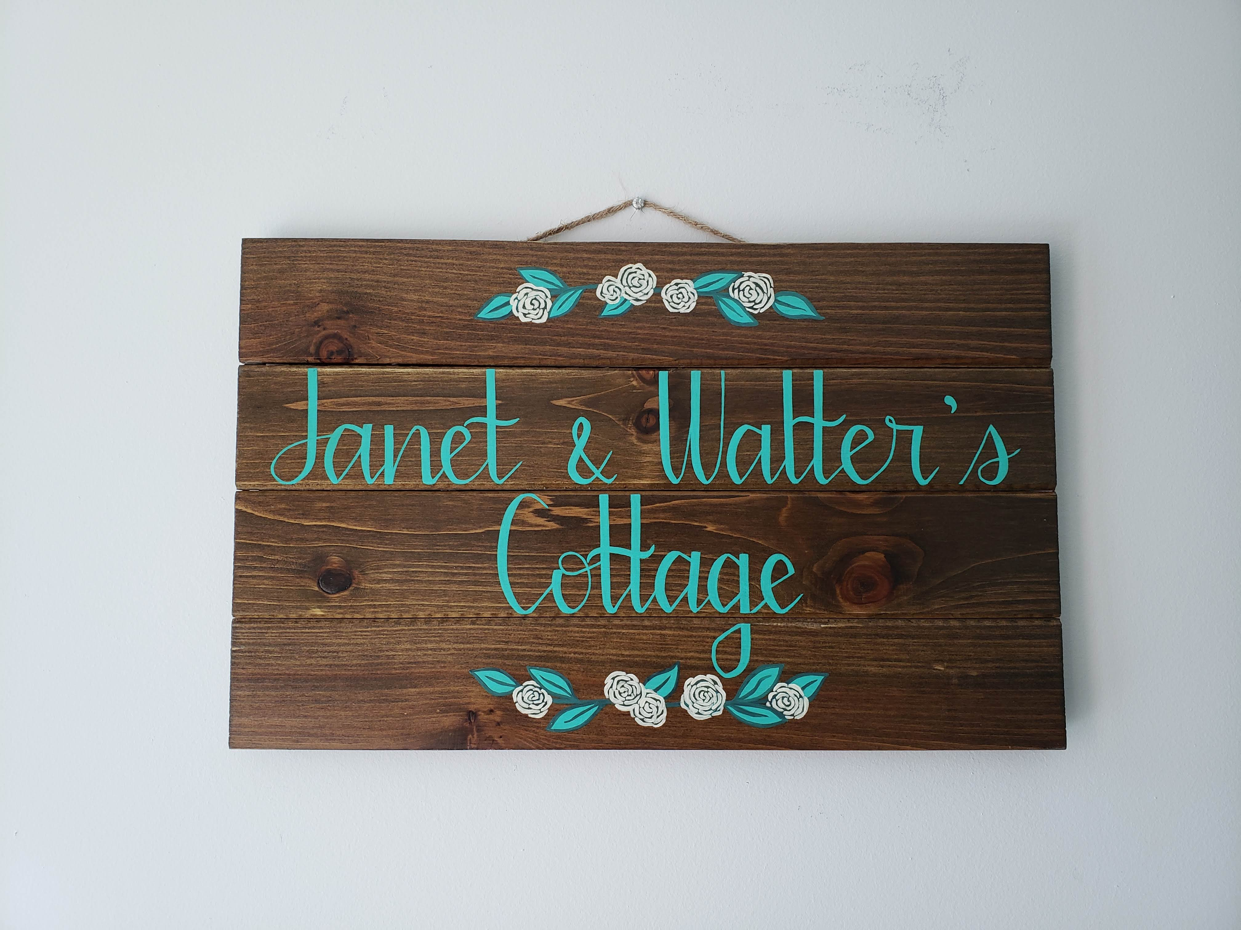 Janet & Walter's Cottage (2020)