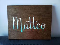Matteo (2020)