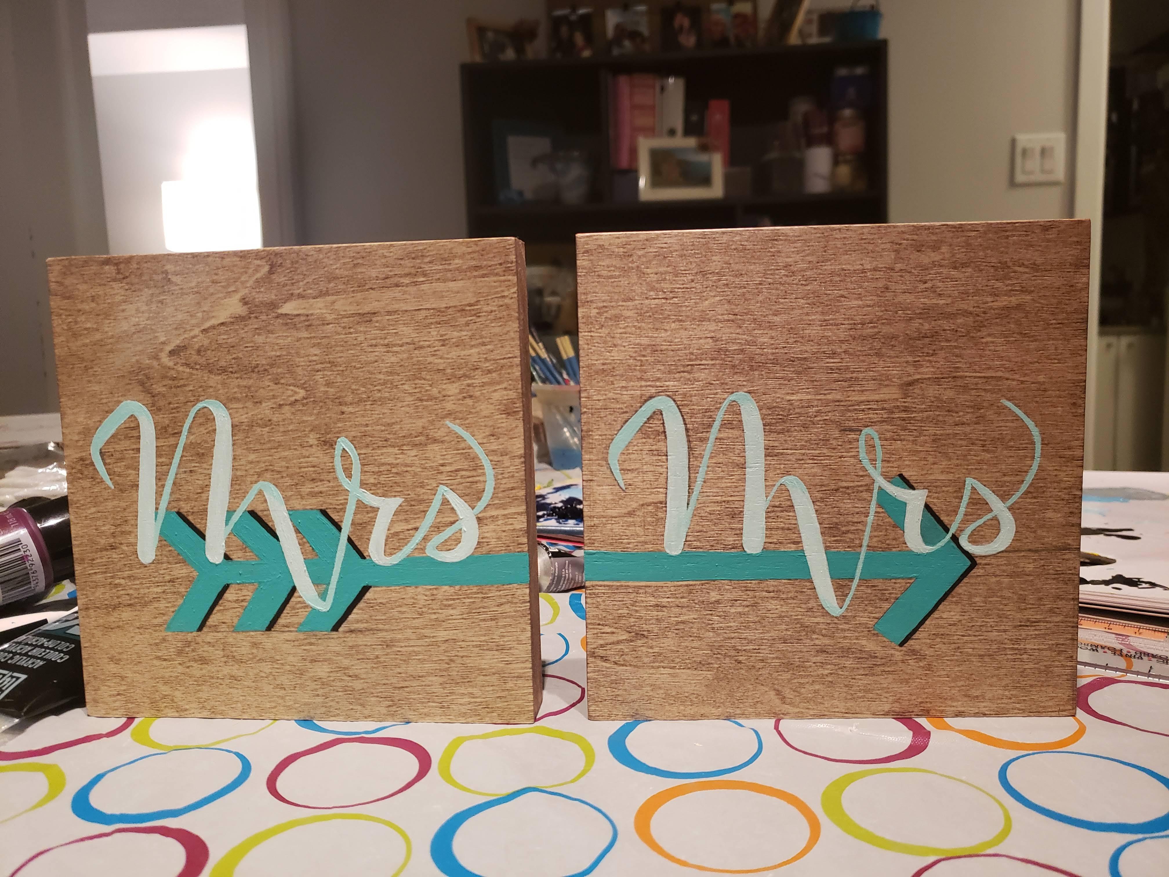 Mrs & Mrs (2018)