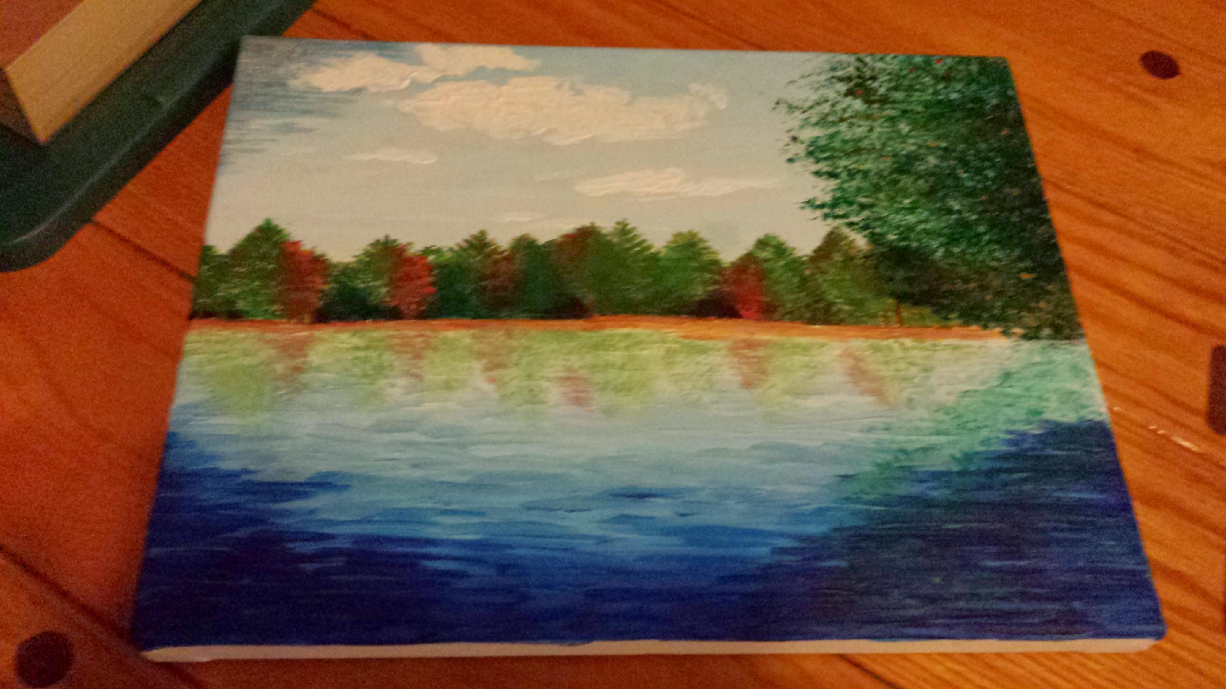 My Story Lake I (2015)