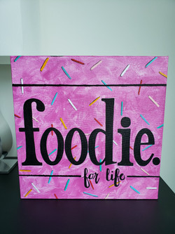 Foodie for Life (2019)