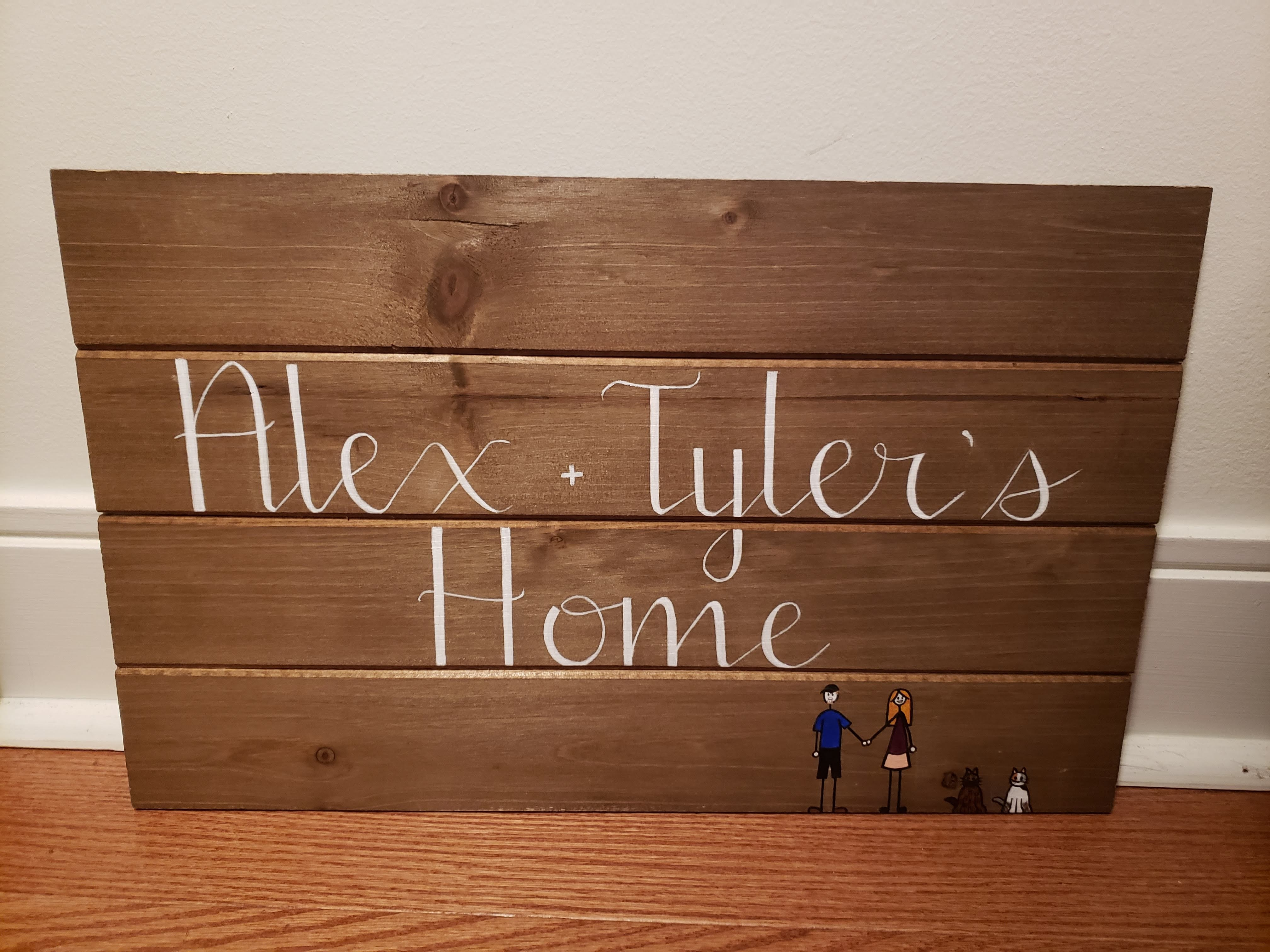 Alex & Tyler's Home (2019)
