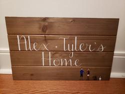 Alex & Tyler's Home (2019)