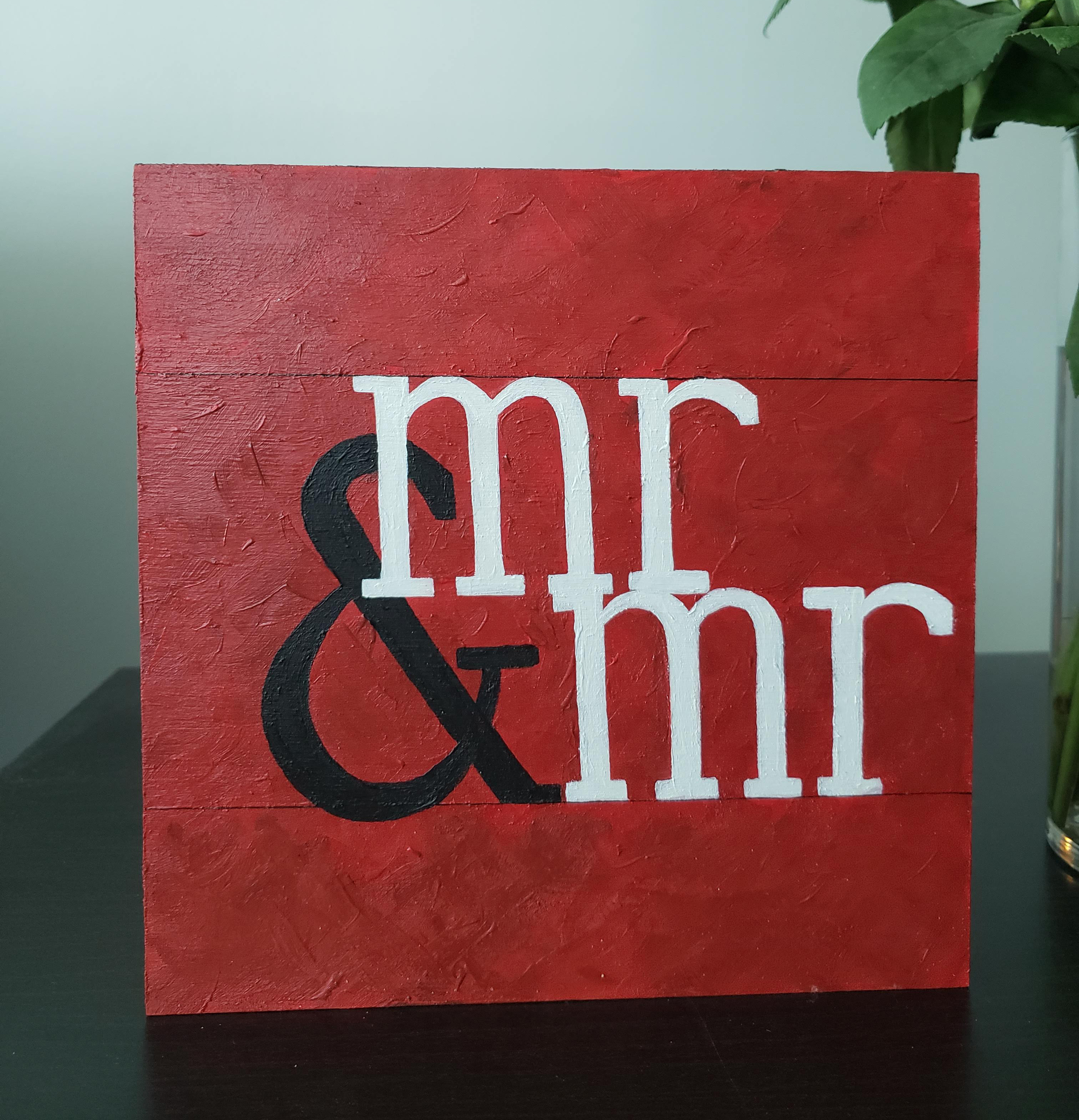 Mr & Mr (2019)