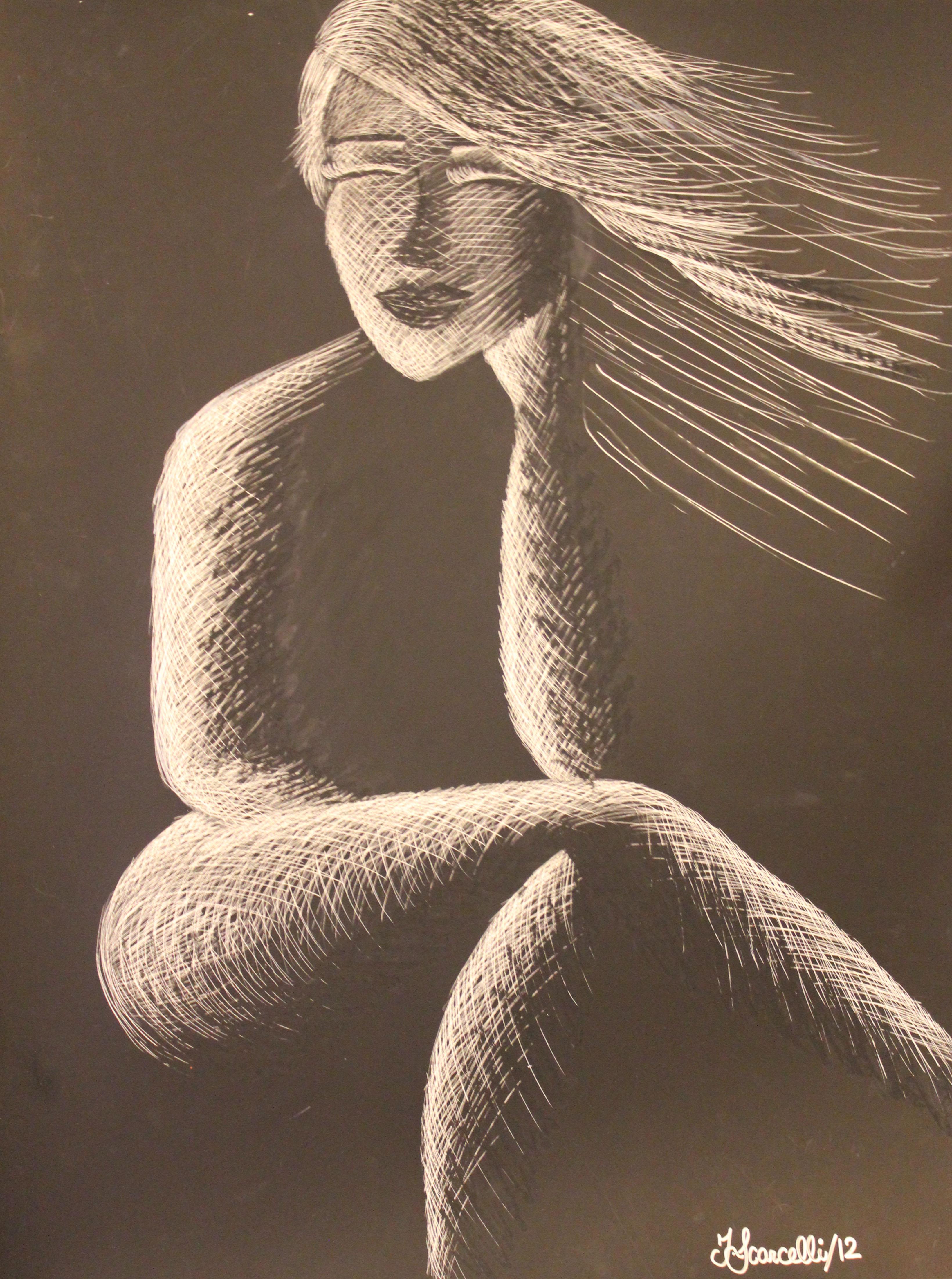 Pensive II (2012)