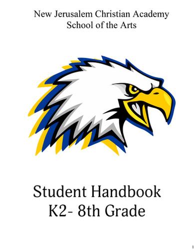 NJCA K2-8th Student Handbook