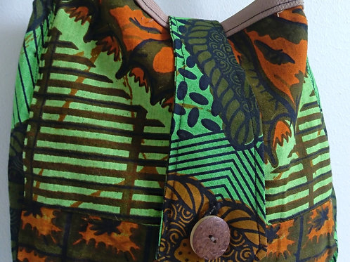 "Käsilaukku ""Tropical forest"""