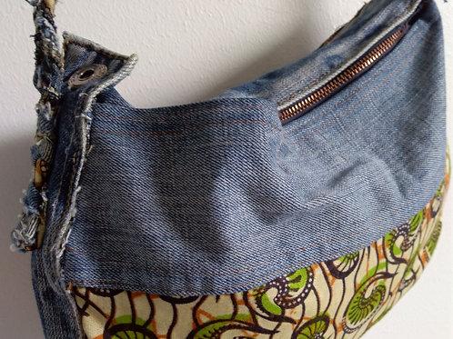 """Hand Bag """"Jeans makeover"""""""
