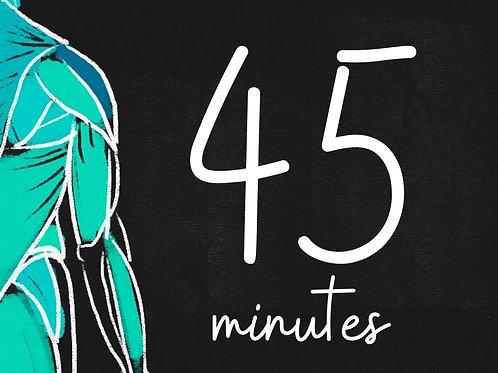Hieronta 45min