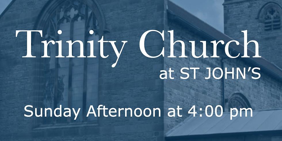 Sunday Service @ St. Johns
