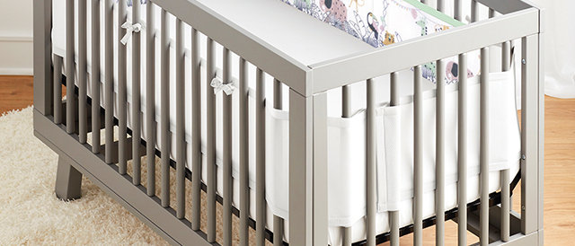 Classic Cot Liners - Wildlife theme